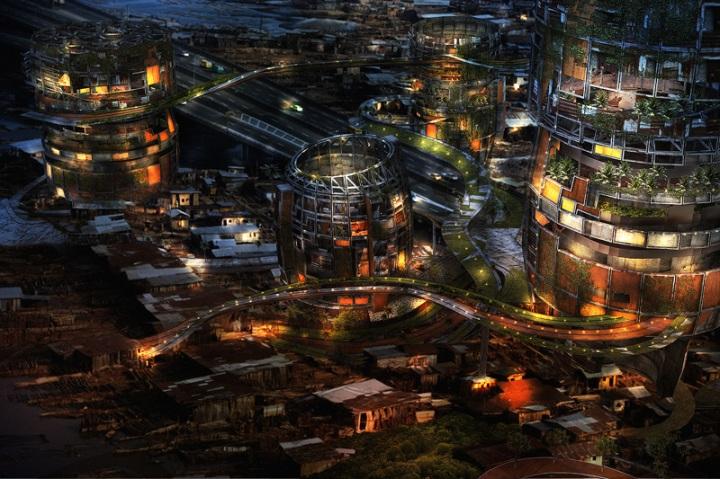 Lekan Jeyifo Lagos-06_Makoko-Night_800