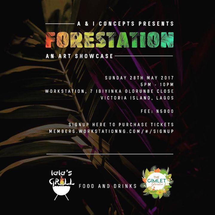 A&I Concepts presents Forestation