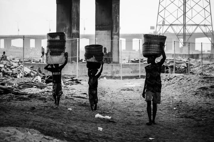 Monochrome Lagos