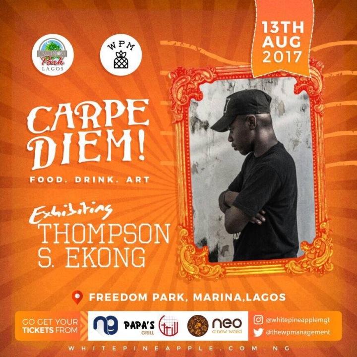 Thomspon S. Ekong - Carpe Diem! Freedom Park Food . Drink . Art
