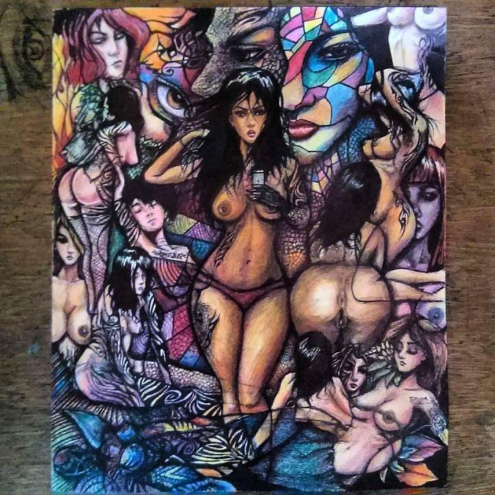 Mosaic by @erukaslim_arts