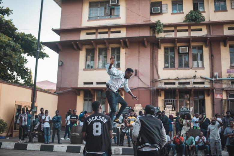 Block Party Lagos