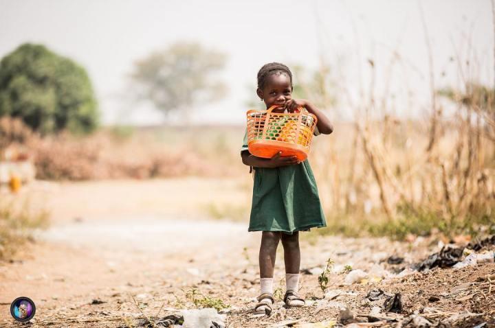 A school girl from Yeyedu by @emilynkanga