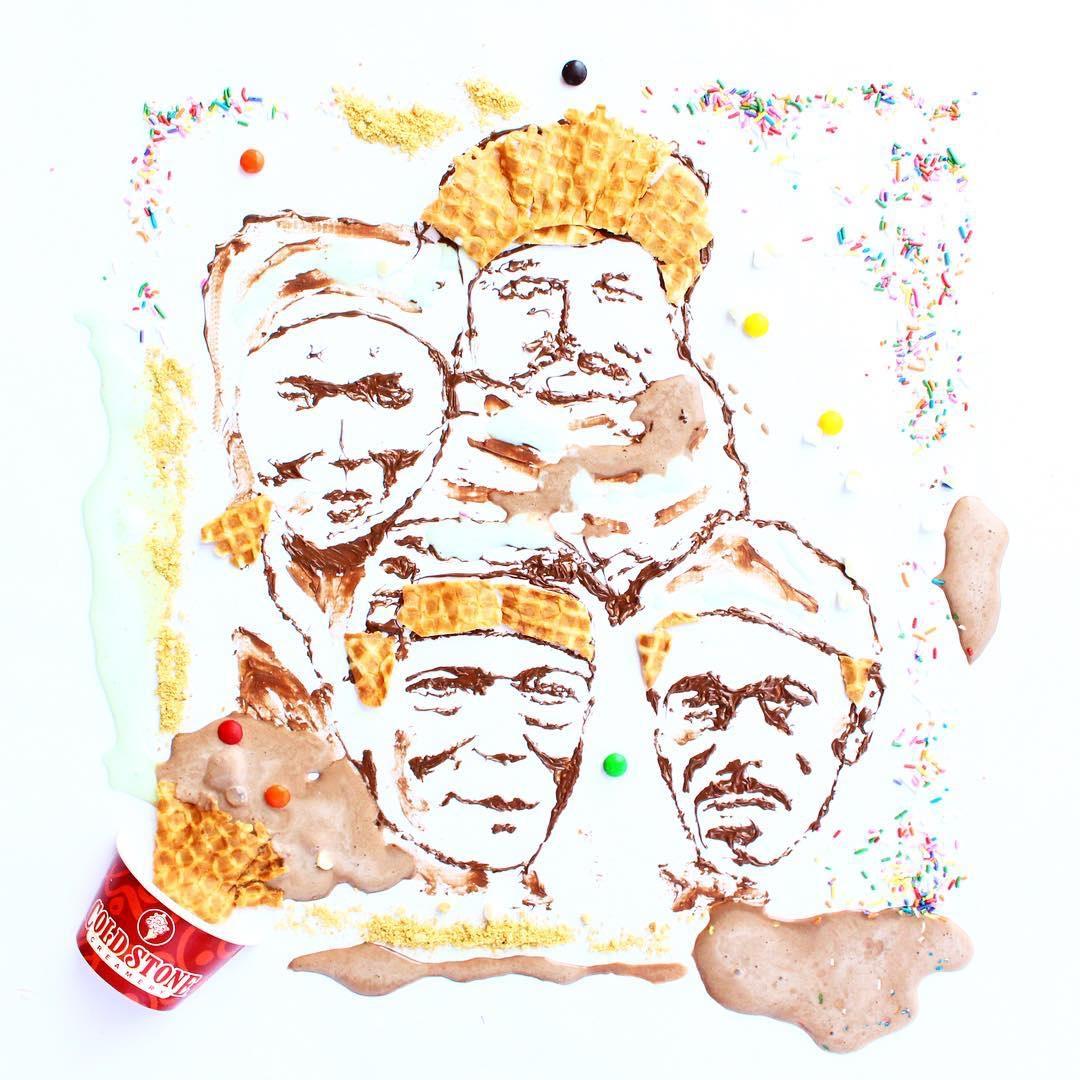 Meet Haneefah Adam, the Creator making Art with Food - VISUAL